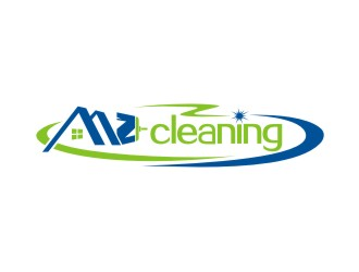 mz cleaning 公司标志设计
