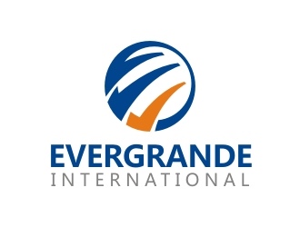 恒大国际 EVERGRANDE INTERNATIONAL企业logo方案7