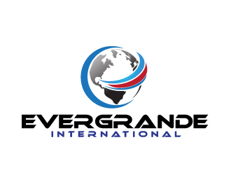 恒大国际 EVERGRANDE INTERNATIONAL企业logo方案12