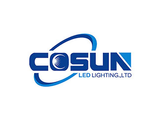 COSUN LED lighting.,ltdlogo设计