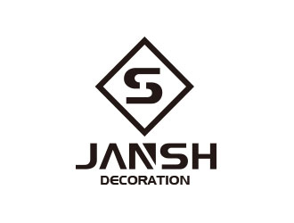 JANSH DECORATION商标设计