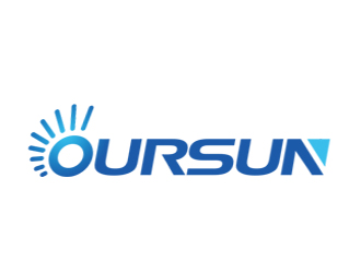 OURSUN LIGHTING英文logo