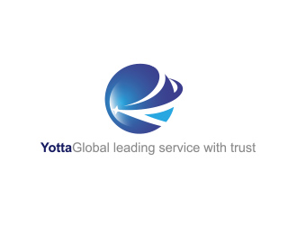 Yottabyte communications group limited标志设计方案3