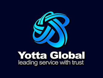 Yottabyte communications group limited标志设计方案5