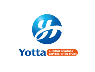 Yottabyte communications group limited标志设计方案7