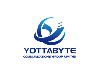 Yottabyte communications group limited标志设计方案8