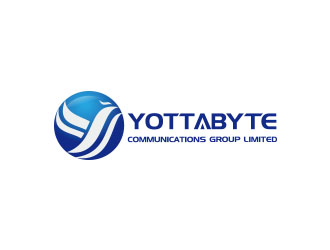 Yottabyte communications group limited标志设计方案9