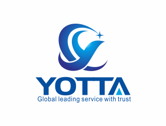 Yottabyte communications group limited标志设计方案10