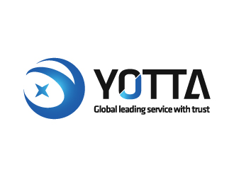 Yottabyte communications group limited标志设计方案13