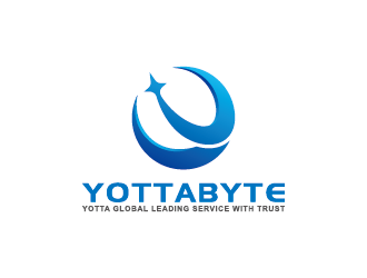 Yottabyte communications group limited标志设计方案19