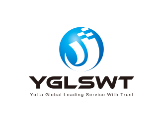 Yottabyte communications group limited标志设计方案21