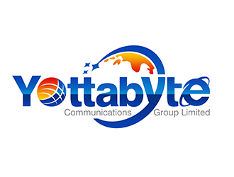 Yottabyte communications group limited标志设计方案24