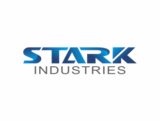 STARK INDUSTRIES英文Logo设计方案9