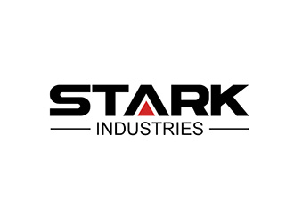 STARK INDUSTRIES英文Logo设计方案10