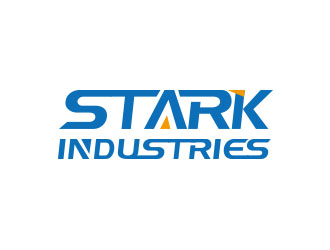 STARK INDUSTRIES英文Logo设计方案11