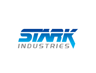 STARK INDUSTRIES英文Logo设计方案16