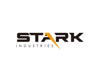 STARK INDUSTRIES英文Logo设计方案17