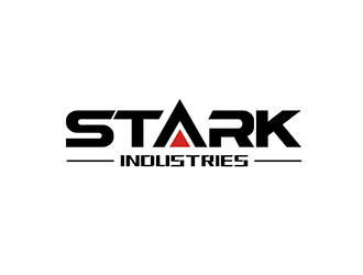 STARK INDUSTRIES英文Logo设计方案21