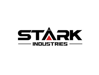 STARK INDUSTRIES英文Logo设计