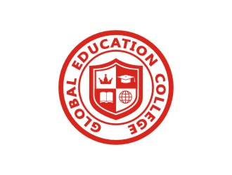 Global Education College标志设计