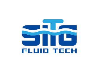 石家庄市希特流体科技有限公司 SITG FLUID TECHNICH CO.,LTD.自控公司标志