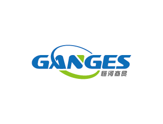 山东恒河商贸(Shandong Ganges Commerce and Trade Ltd)logo设计