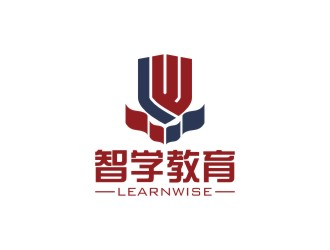 LearnWise(智学教育)商标设计