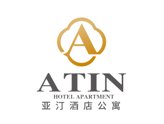 亚汀酒店公寓 ATIN HOTEL APARTMENT商标设计