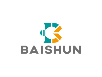 Linhai Baishun Lighting Co., Ltd.logo设计中标作品