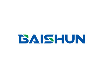 Linhai Baishun Lighting Co., Ltd.logo设计方案5