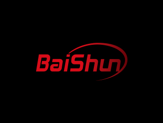 Linhai Baishun Lighting Co., Ltd.logo设计方案9